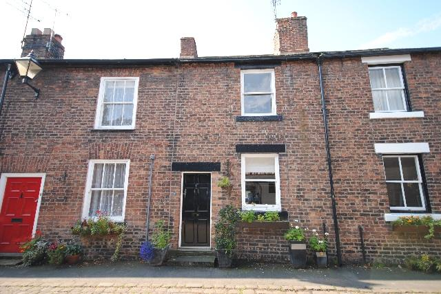 2 Bedrooms Semi Detached House for sale in Church Street, Croston,
